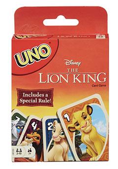 UNO獅子王(桌遊)