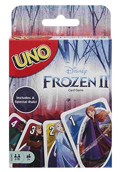 UNO冰雪奇緣2(桌遊)