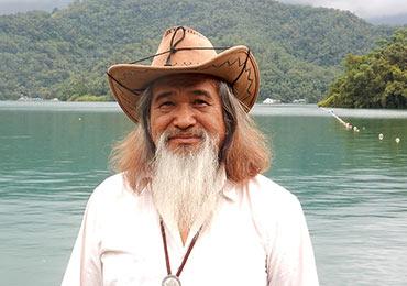 一位研究者 田哲益(達西烏拉彎‧畢馬)的田野現場採訪