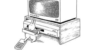 小心嘴角失守_《找死的兔子:兔兔歸來》